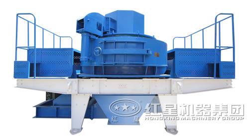 深入分析制砂机的结构组成以及各部分的作用
