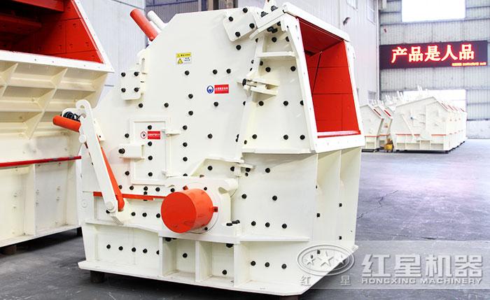 河南反击式制砂机生产成本低