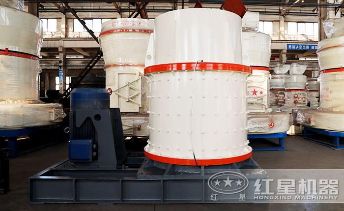 制砂机设备中的复合式破碎机加快人工制砂步伐