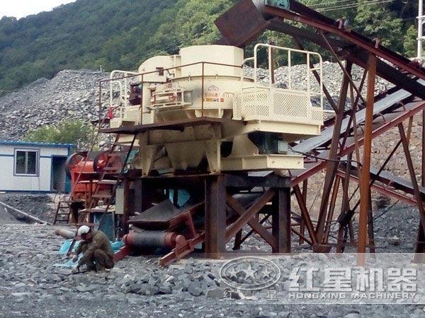 制砂机设备生产效率和操作方式是分不开的