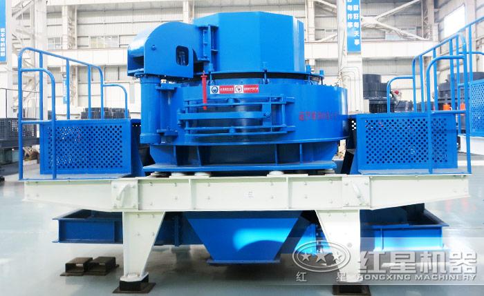 石英制砂设备工作原理|石英制砂机结构优势