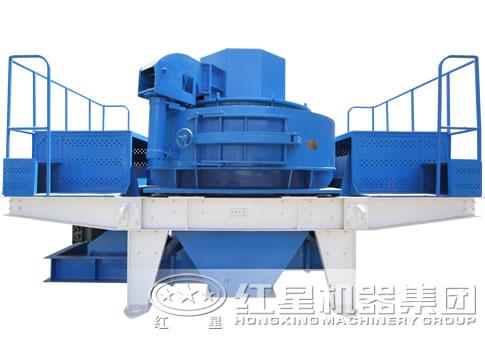 制砂机厂家发展中对于制砂机传动,技巧的一些做法
